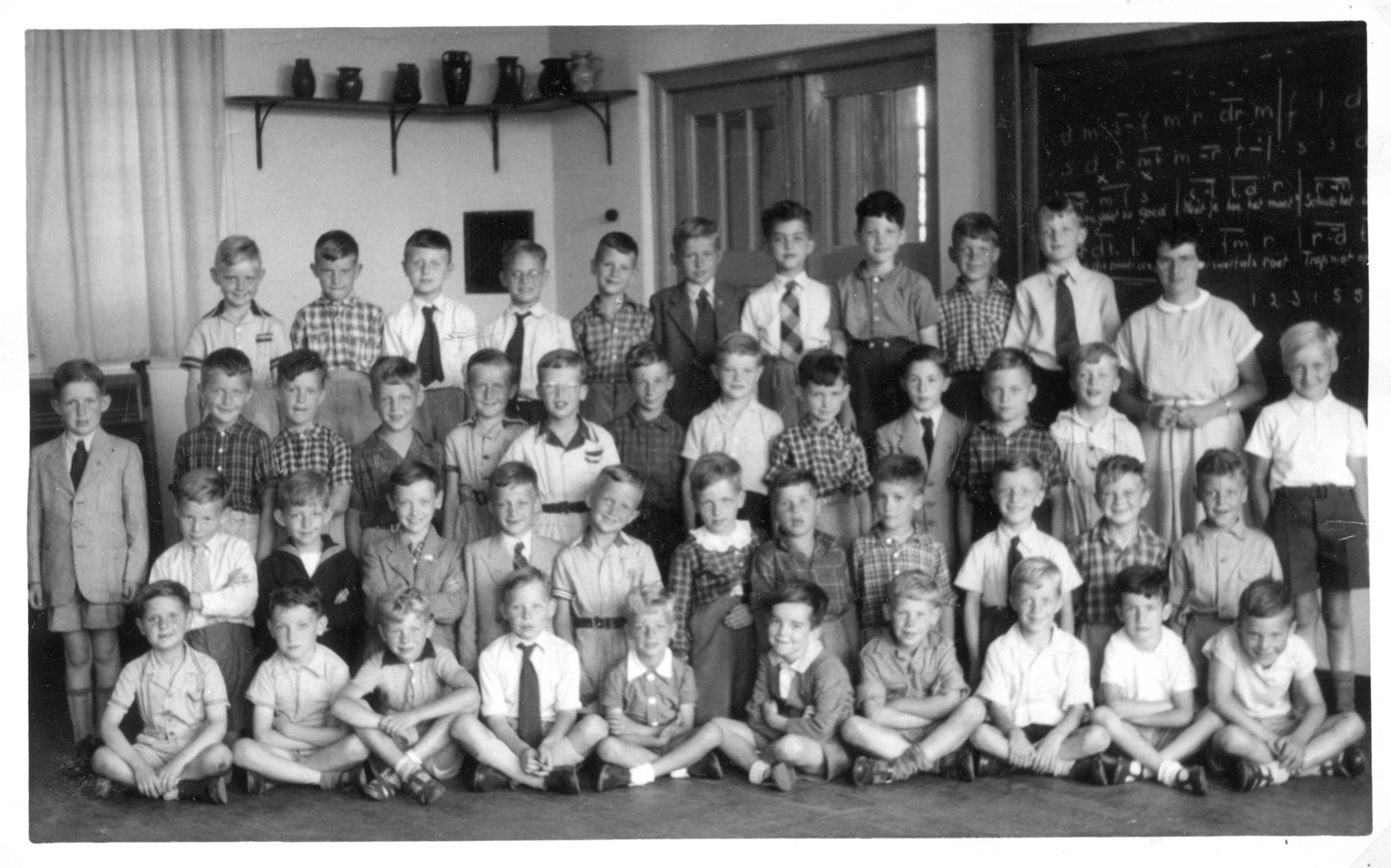 Katholieke Jongensschool St. Petrus Canisius foto