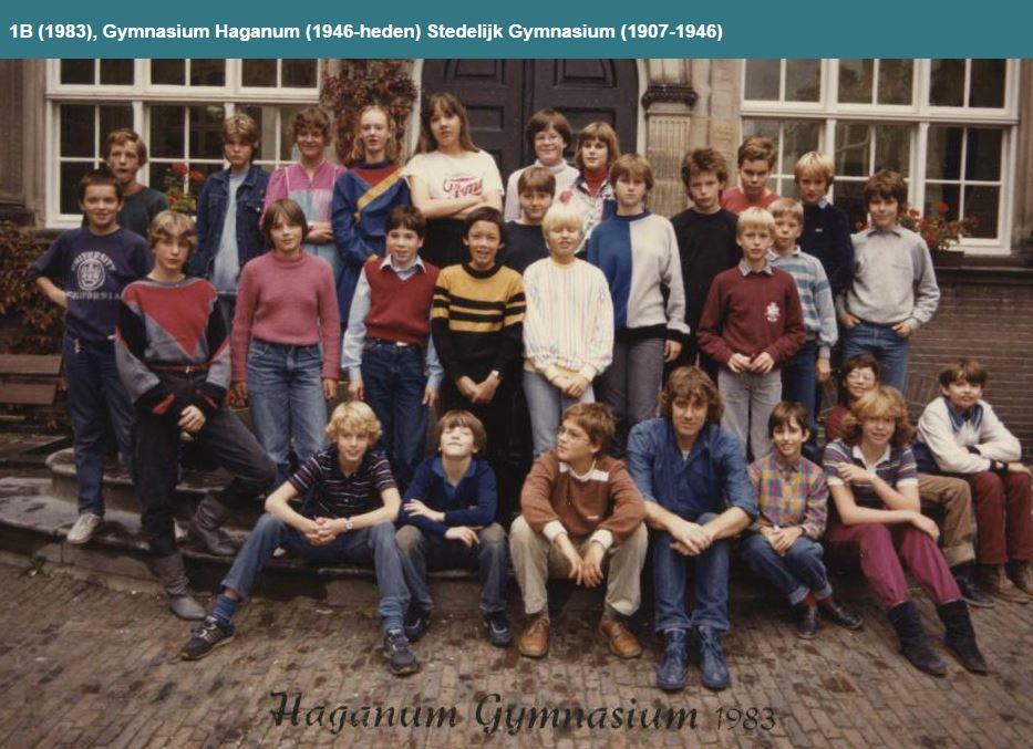 Gymnasium Haganum foto