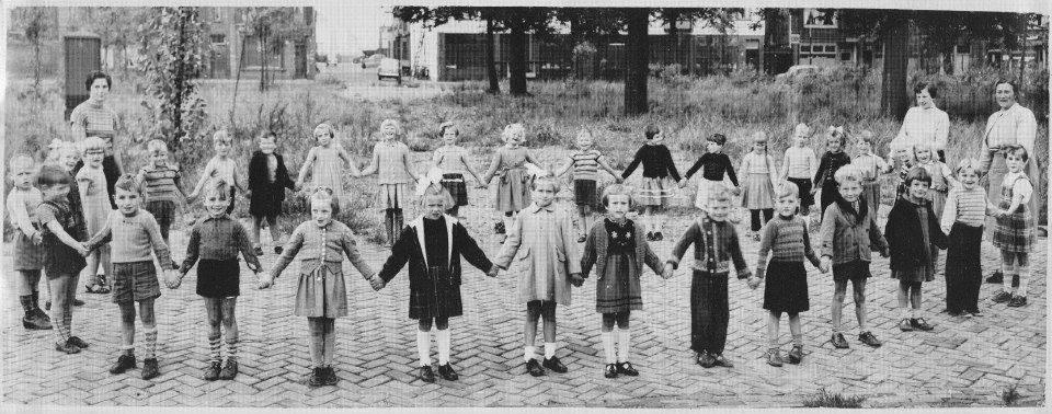 Comitéschool foto