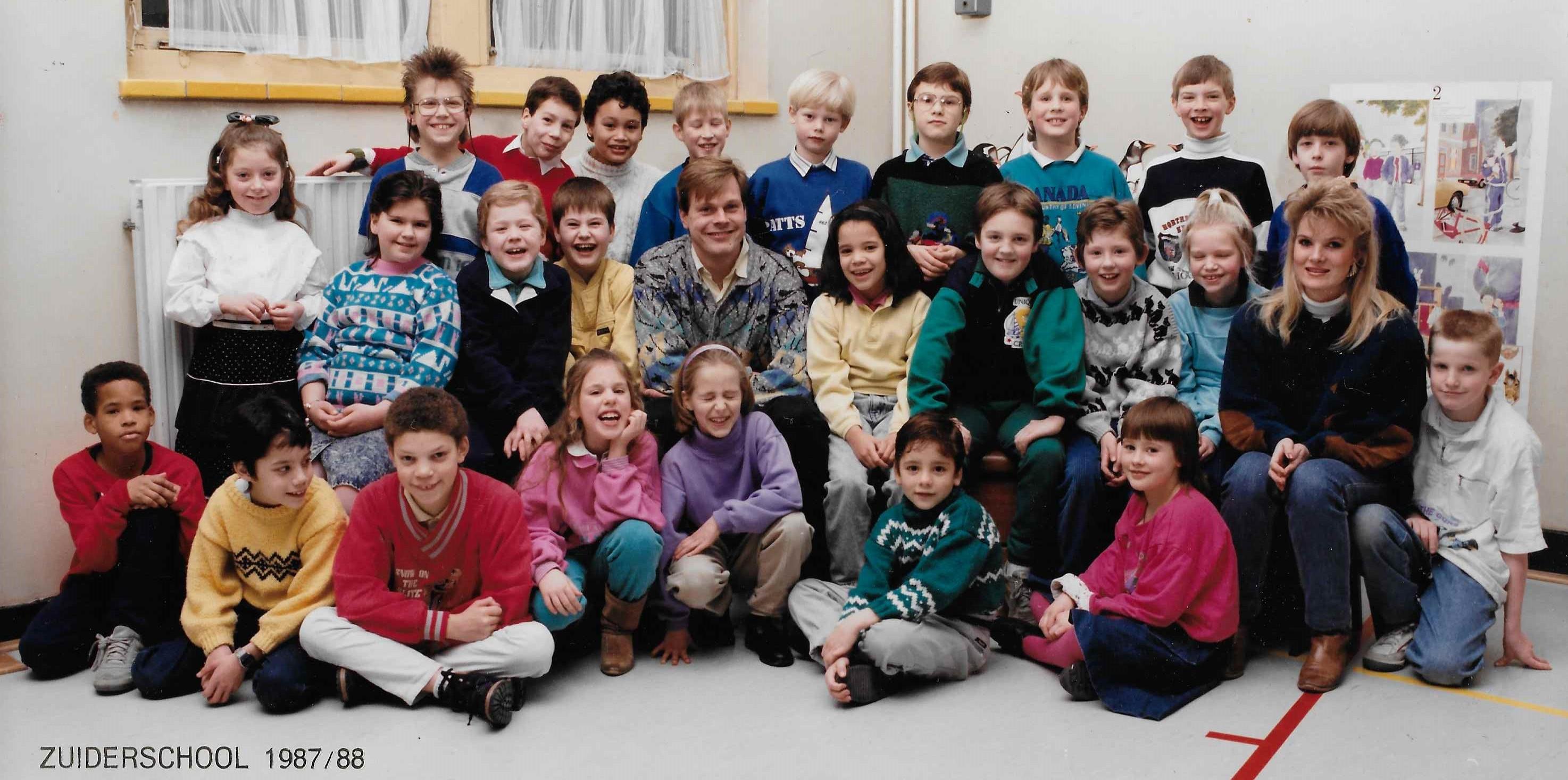 Zuiderschool foto